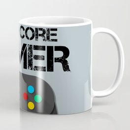 Game Console Black Joystick Coffee Mug