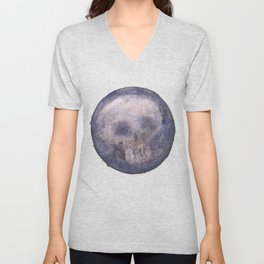 The Skull Inside of Us Unisex V-Neck