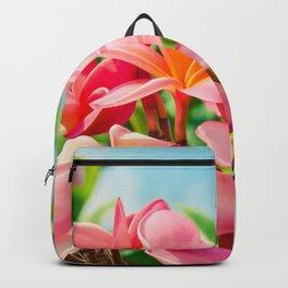Pua Melia ke Aloha Maui Backpack