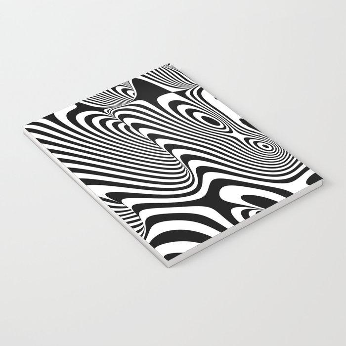 Trippy Background Notebook