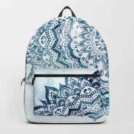 BLUE JEWEL MANDALA Backpack