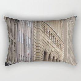 Old Montreal Architecture Mix Rectangular Pillow