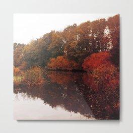 Autumn Scenery #5 Metal Print