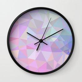 Kaleidoscope dream Wall Clock