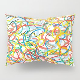 WORMS #3 Pillow Sham