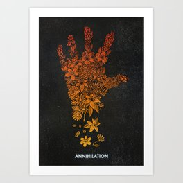 Annihilation Art Print