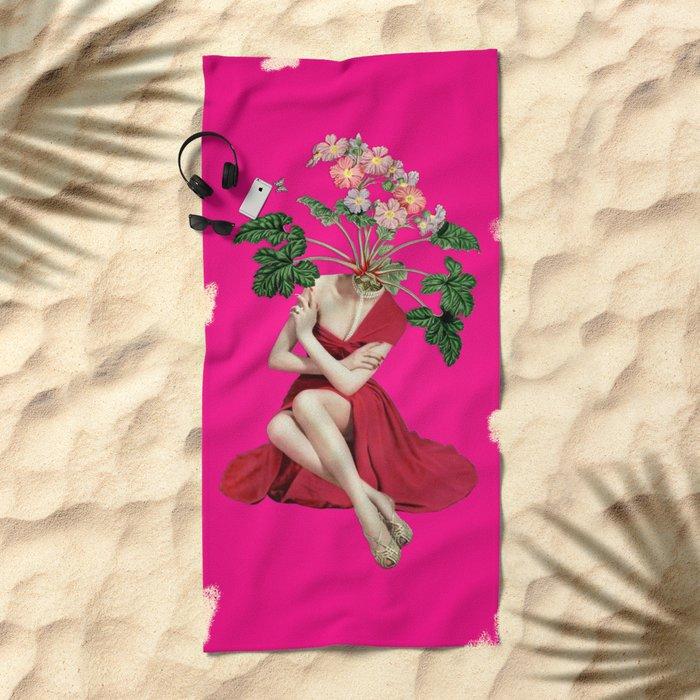 In Season Beach Towel