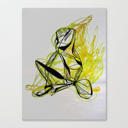 ÁMBAR Canvas Print