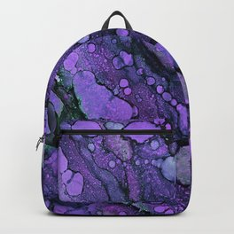 Purple River Backpack