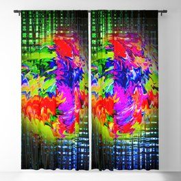 Abstract Perfection 16 Blackout Curtain
