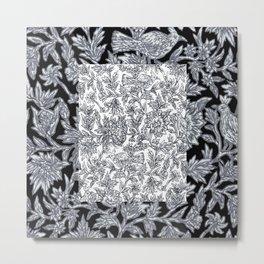 Elizabethan Tapestry Metal Print