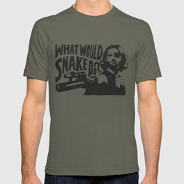 What Would Snake Do? T-shirt