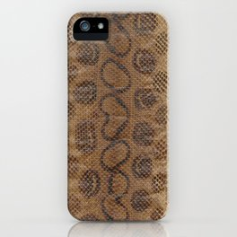 SnakeSkin iPhone Case
