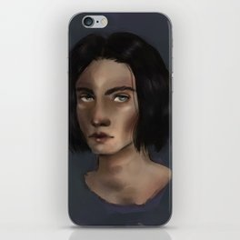 Baz-Carry On iPhone Skin