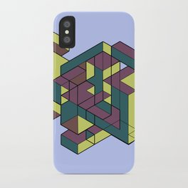 Interval iPhone Case