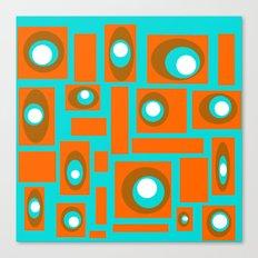 DWIGHT Canvas Print