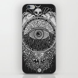 INSOMNOLENCE iPhone Skin