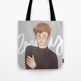 remus lupin / little signs of victory Tote Bag