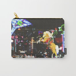 Vegas Night Life Carry-All Pouch
