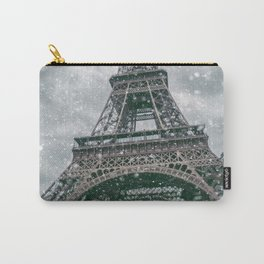 A bad day in Paris.... Carry-All Pouch