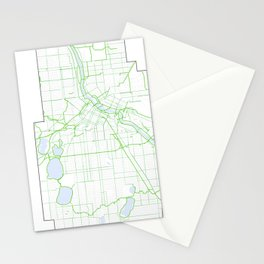 BIKE MPLS Stationery Cards