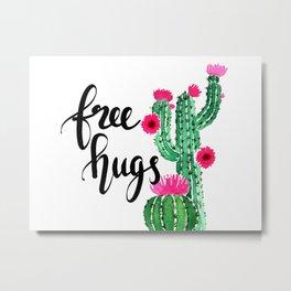 Free Hugs n.1 Metal Print