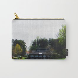 Lake Lure. Lets Get Away Carry-All Pouch