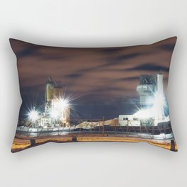 Manufactured Lives Rectangular Pillow