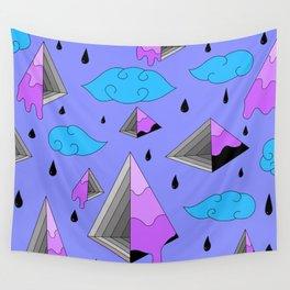 Purple Py Wall Tapestry