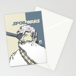 Spoil Wars Stationery Cards