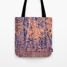 Autumn Orange I Tote Bag