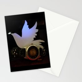 Time For Peace On Earth Stationery Cards