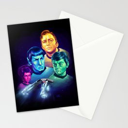 The Final Frontier Stationery Cards