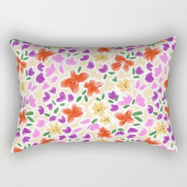 Spring days in Queensland Rectangular Pillow