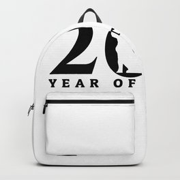 Year Of The Dog Chinese New Year 2018 Men Women Backpack