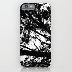 Pecan Tree Silhouette Slim Case iPhone 6s