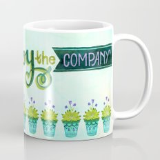 Enjoy Your Own Company Mug