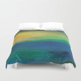 Ocean Sunset Series 2 Duvet Cover
