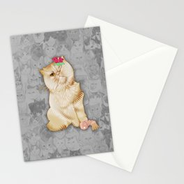 Peaches Revision Stationery Cards