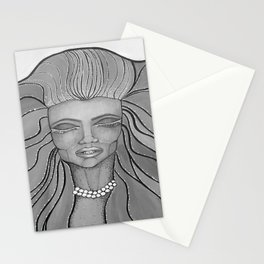 Feel The Wind Stationery Cards