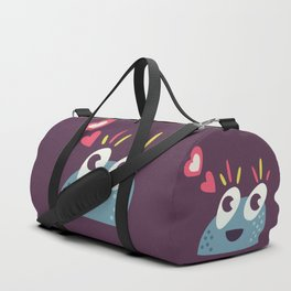 Kawaii Cute Candy Character Duffle Bag
