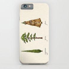 Fur Tree iPhone 6s Slim Case