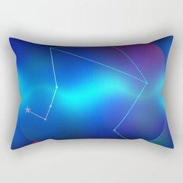 LIBRA (ZODIAC SYMBOL) Rectangular Pillow