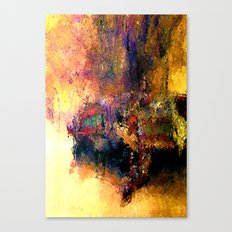 These Hypaethral Boatmen Canvas Print