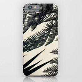 Palms at Dusk iPhone Case