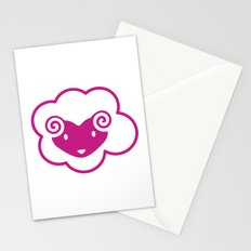 PINK SHEEP Stationery Cards