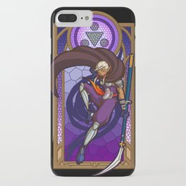 Sage of Shadows iPhone Case