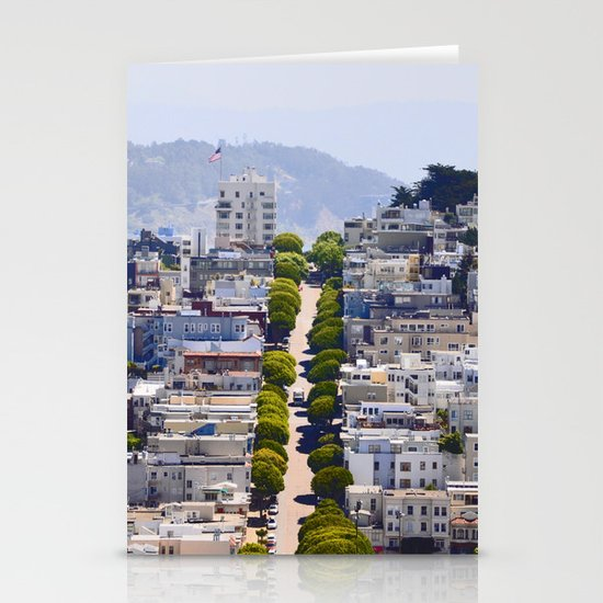 San Francisco Stationery Cards