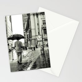 Wet Pavement NYC Stationery Cards