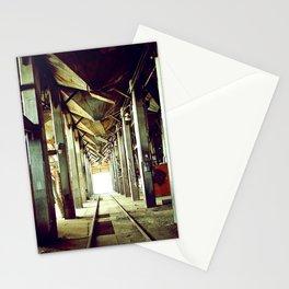 Silo - Inside  Stationery Cards